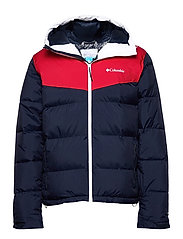 Iceline Ridge™ Jacket - COLLEGIATE NAVY, MOUNTAIN RED, WHITE