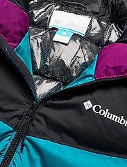 Columbia - Iceline Ridge™ Jacket - kurtki narciarskie - fjord blue, bla - 3