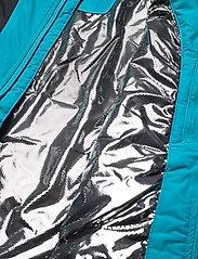 Columbia - Timberturner Jacket - kurtki narciarskie - plum, black, fj - 4
