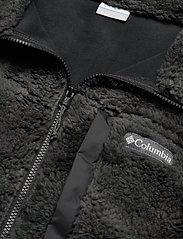 Columbia - Winter Pass Print Fleece Full Zip - swetry pluszowe - black camo - 7