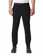 Columbia - Columbia Lodge Woven Jogger - outdoorbukser - black - 0