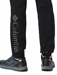Columbia - Columbia Lodge Woven Jogger - outdoorbukser - black - 6