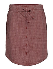 Summer Chill™ Skirt - DUSTY CRIMSON
