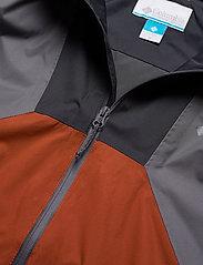 Columbia - Rain Scape Jacket - kurtki turystyczne - city grey, wild - 3