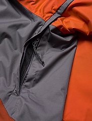 Columbia - Rain Scape Jacket - kurtki turystyczne - city grey, wild - 4
