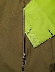 Columbia - Rain Scape Jacket - kurtki turystyczne - safari, matcha, new olive - 4