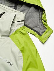 Columbia - Rain Scape Jacket - kurtki turystyczne - safari, matcha, new olive - 6