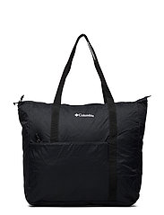Lightweight Packable 21L Tote - BLACK