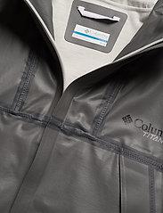 Columbia - OutDry Ex ECO™ II Tech Shell - kurtki turystyczne - city grey - 4