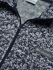 Columbia - M Chillin Fleece - mid layer jackets - collegiate navy scatter - 2