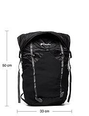 Columbia - Tandem Trail 22L Backpack - torby treningowe - black - 5