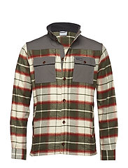 Deschutes River™ Shirt Jacket - RUSTYPLAID