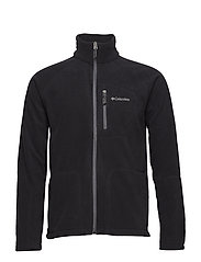 Fast Trek II Full Zip Fleece - BLACK