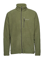 Fast Trek™ II Full Zip Fleece - MOSSTONE, PEATMOSS