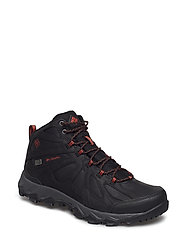 PEAKFREAK™ XCRSN II MID LEATHER OUTDRY™ - BLACK,SUPERSONIC
