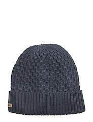 Hideaway Haven™ Cabled Beanie - NOCTURNAL