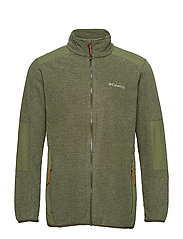 Tough Hiker™ Full Zip Fleece - PEATMOSS, MOSSTONE