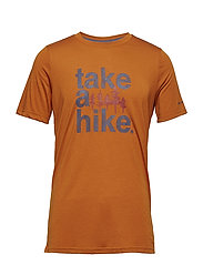Miller Valley™ Short Sleeve Tee - BRIGHTCOPPER