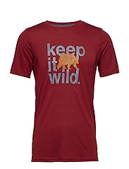 Miller Valley™ Short Sleeve Tee - RED ELEMENT