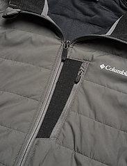Columbia - Panorama™ Full Zip Hoodie - kurtki narciarskie - charcoal - 2