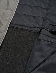 Columbia - Panorama™ Full Zip Hoodie - kurtki narciarskie - charcoal - 4