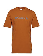CSC Basic Logo™ Short Sleeve - BRIGHTCOPPER