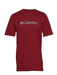 CSC Basic Logo™ Short Sleeve - RED ELEMENT