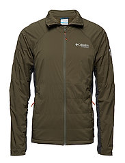 Alpine Traverse™ Jacket - PEATMOSS