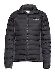 Lake 22™ II Hybrid Jacket - BLACK,BLACK HEATHER