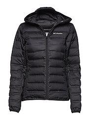 Lake 22™ Hooded Jacket - BLACK