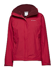 Venture On™ Interchange Jacket - POMEGRANATE
