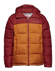 Pike Lake Hdd Jkt - RED ELEMENT, BRIGHT COPPER