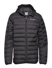 Lake 22™ Down Hooded Jacket - BLACK