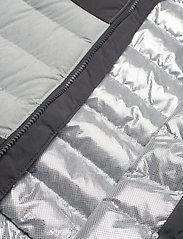 Columbia - White Horizon Hybrid™ Jacket - kurtki narciarskie - shark, columbia - 6