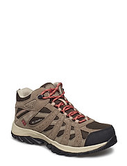 CANYON POINT™ MID WATERPROOF - CORDOVAN, SUNSET RED