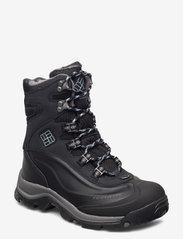 Columbia - BUGABOOT PLUS III OH WMN - flat ankle boots - black, dark mir - 0