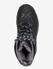 Columbia - BUGABOOT PLUS III OH WMN - flat ankle boots - black, dark mir - 3
