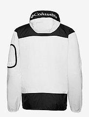 Columbia - Challenger Windbreaker - anoraki - white, black - 2
