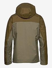 Columbia - Pouring Adventure™ II Jacket - kurtki sportowe - stone green, new olive - 2