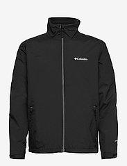 Columbia - Bradley Peak Jacket - kurtki sportowe - black - 1