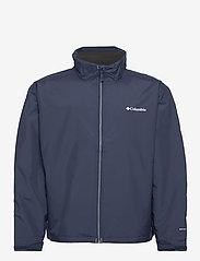 Bradley Peak Jacket - COLLEGIATE NAVY