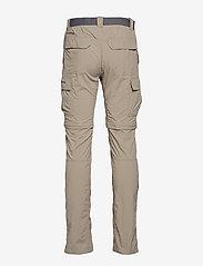 Columbia - Silver Ridge II converti - softshell pants - tusk - 1