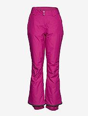 Columbia - On the Slope II Pant - spodnie narciarskie - fuchsia - 0