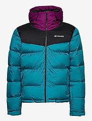 Columbia - Iceline Ridge™ Jacket - kurtki narciarskie - fjord blue, bla - 1