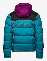 Columbia - Iceline Ridge™ Jacket - kurtki narciarskie - fjord blue, bla - 2