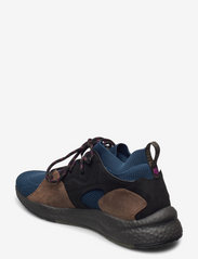 Columbia - SH/FT OUTDRY MID - tenis - petrol blue, wi - 2