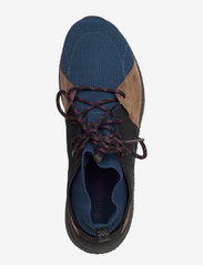 Columbia - SH/FT OUTDRY MID - tenis - petrol blue, wi - 3