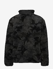 Columbia - Winter Pass Print Fleece Full Zip - swetry pluszowe - black camo - 2