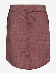 Columbia - Summer Chill™ Skirt - træningsnederdele - dusty crimson - 0