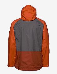 Columbia - Rain Scape Jacket - kurtki turystyczne - city grey, wild - 2